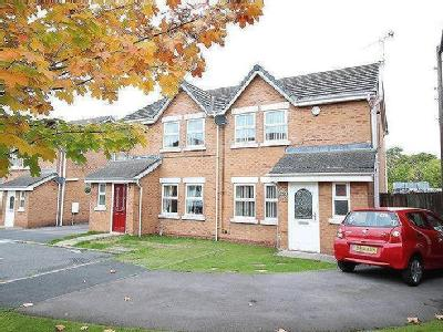 Fairfax Close, Biddulph, Staffordshire, ST8