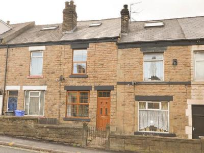 City Road, Sheffield, S2 - Terraced