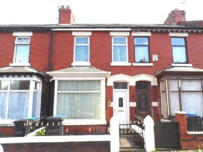 Fisher Street, Blackpool, FY1