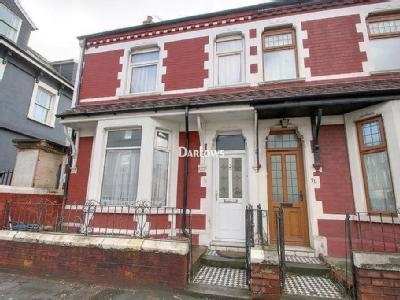 Llandaff Road, Cardiff - Terraced