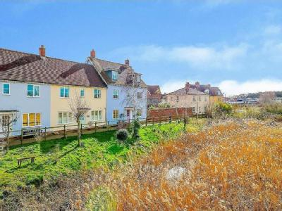 Spindrift Way, Wivenhoe, Colchester, CO7
