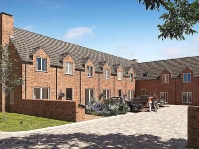 Flamstead House, Welcombe Gardens, Southdown Road, Harpenden, Hertfordshire, AL5