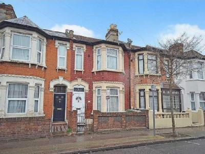 Shelley Avenue, Manor Park - Terraced