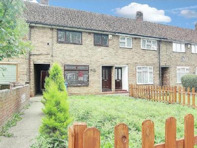 Stockwell Grove, Hull, East Riding Of Yorkshire, HU9