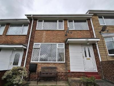 Whitefield Crescent, Penshaw, Houghton Le Spring, Tyne And Wear, Dh4