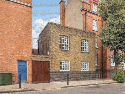 Cloudesley Place, Islington, London N1
