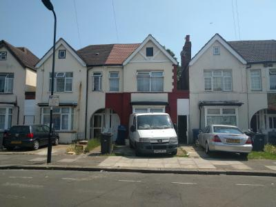 Portland Road, Southall, Middlesex UB2