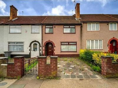 Selsdon Road, London NW2 - Garden