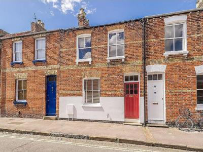 House to let, Oxford OX2 - Terraced