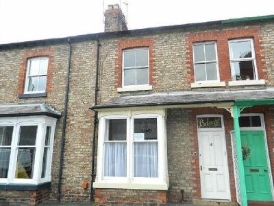 Victoria Avenue, Thirsk - Terraced