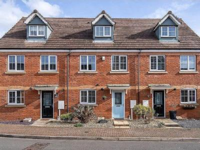 Clover Way, Syston, Leicester, Leicestershire, LE7