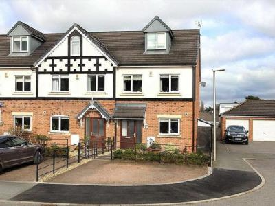 Imperial Court, Nantwich, Cheshire