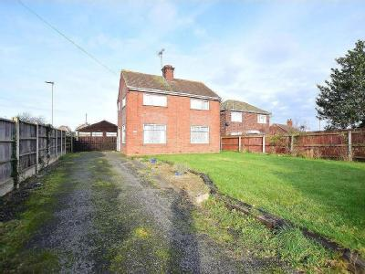 House for sale, DN40 - Garden