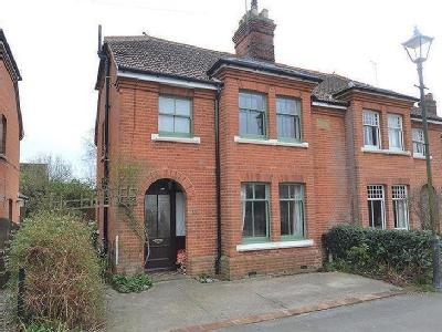 House for sale, Oakfield Road - Patio