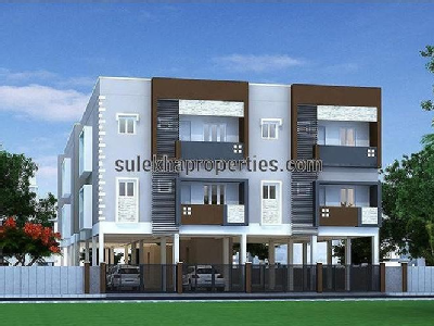 Nanganallur, Chennai - New Build