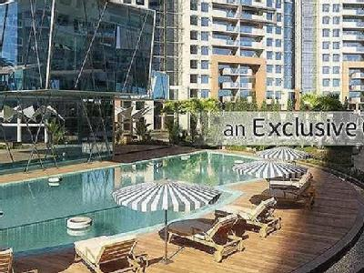 3 BHK Flat to rent, Aspire Towers