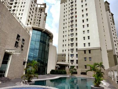 3 BHK Flat for sale, City South - Gym