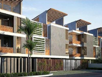 3 BHKFlat for sale, Cotton tree