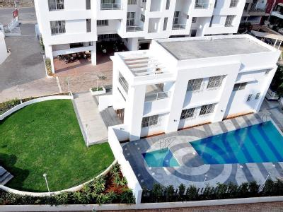3 BHK Flat to let, Crimson Dale