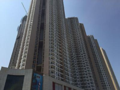 3 BHK Flat for sale, Greens - Balcony