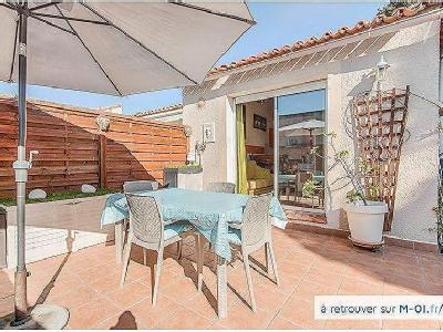 Sausset les Pins - Parking, Terrasse