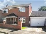 House for sale, Coatsby Road - Garden
