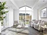 Ivory Garden Room at Lordenshaw Drive