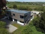 House for sale, St. Cleer - Balcony