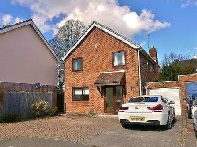 House to rent, Shawford Close - Patio