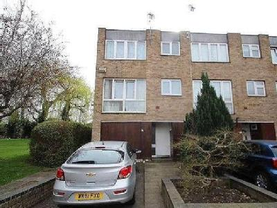 House to let, Turnpike Link - Terrace