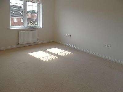 Alnmouth Court - Double Bedroom