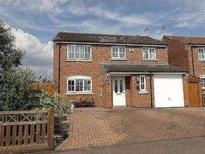 House for sale, Cromford Way - Garden