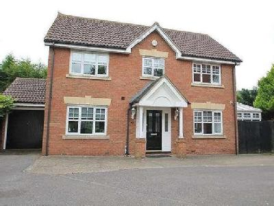 House for sale, Acle Close - Garden