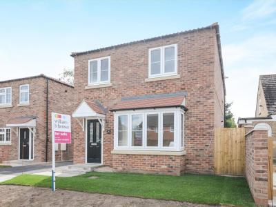 North Lane Haxby - Detached, Patio