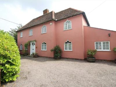 The Lodge Marks Hall Road Coggeshall