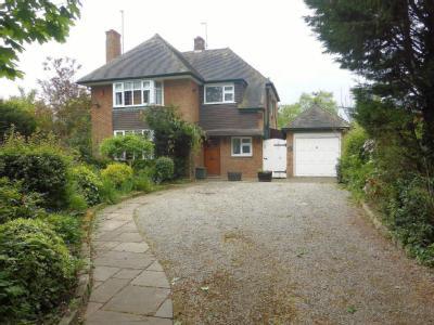 House for sale, Elwyn Road - Garden
