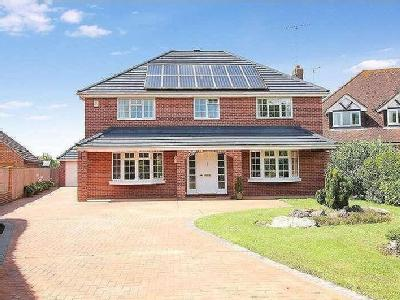 House for sale, Friars Close - Garden