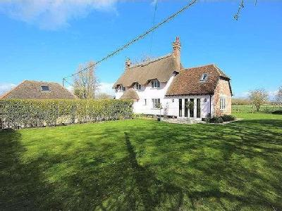 House for sale, The Ladyacre - Patio