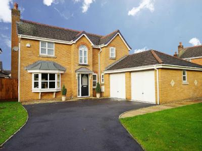 House for sale, Angelbank - Detached