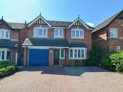 House for sale, Bedale Close - Modern