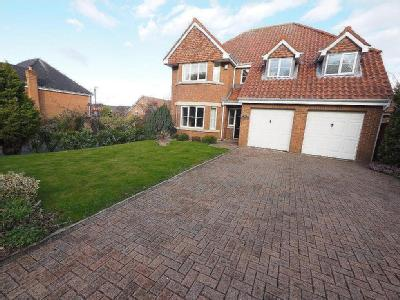 House for sale, Monkton Rise - Garden