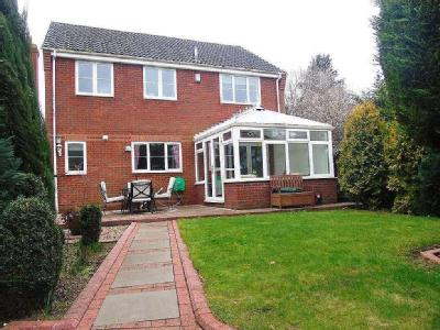 House for sale, Chapel Close - Garden