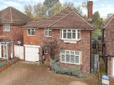 House for sale, Amery Road - Garden