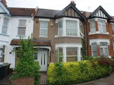 Devonshire Road, Harrow, Ha1 - Garden