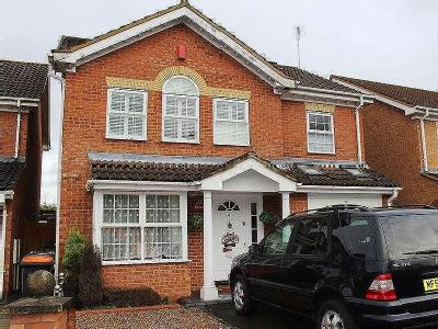 House for sale, Printers Way - Garden