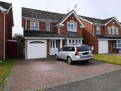 House for sale, Crabtree Way - Garden