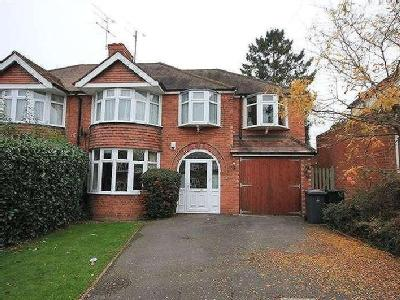 House to let, Woodcote Way - Garden