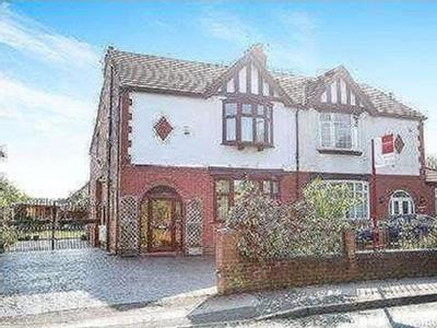 House for sale, Styal Road - House