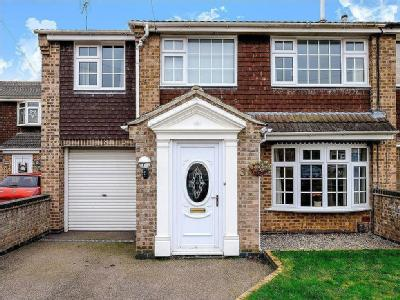 House for sale, Gardner Close - Patio