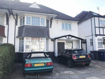House for sale, Foscote Road - Patio